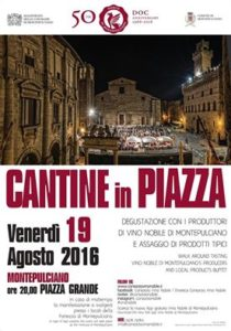 CANITNE IN PIAZZA